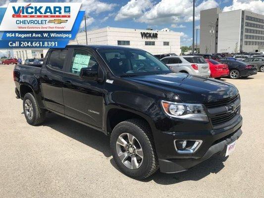 2019 Chevrolet Colorado Z71  - Z71 - $272.43 B/W
