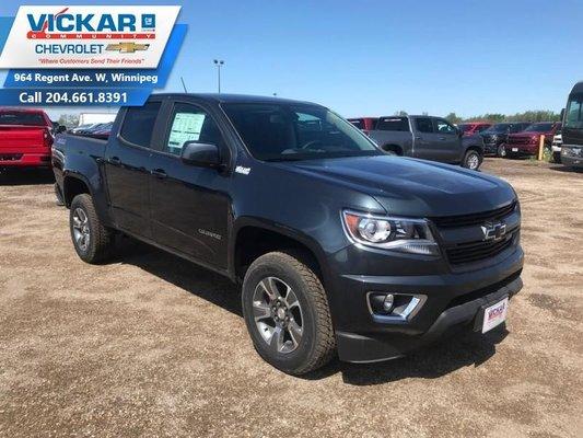 2019 Chevrolet Colorado Z71  - Z71 - $266.43 B/W