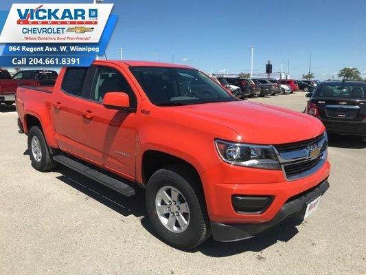 2019 Chevrolet Colorado WT  - $233.59 B/W