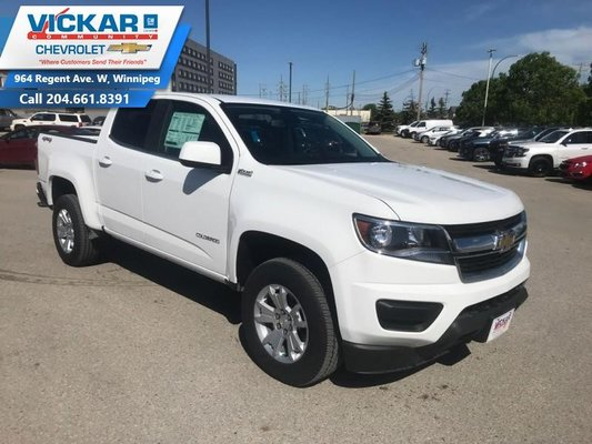 2019 Chevrolet Colorado LT  - $244.83 B/W