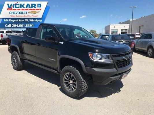 2019 Chevrolet Colorado ZR2  - $298.42 B/W