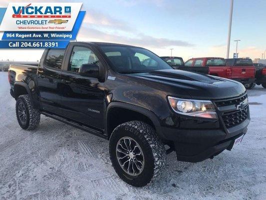2019 Chevrolet Colorado ZR2  - $301.25 B/W