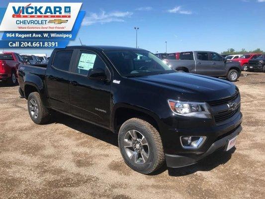 2019 Chevrolet Colorado Z71  - Z71 - $264 B/W