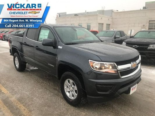 2019 Chevrolet Colorado WT  - $235.88 B/W