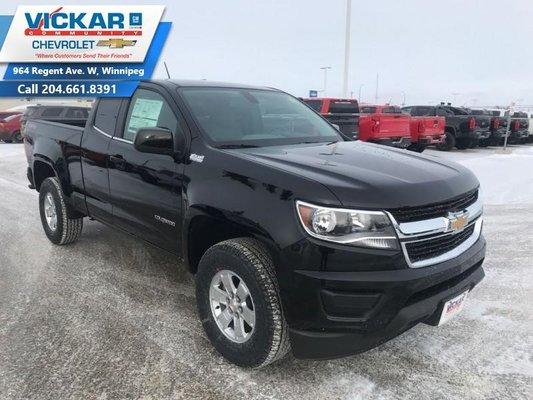2019 Chevrolet Colorado WT  - $206.78 B/W