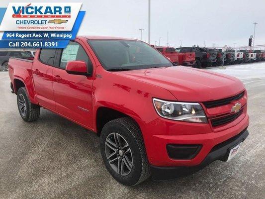 2019 Chevrolet Colorado WT  - $244.20 B/W