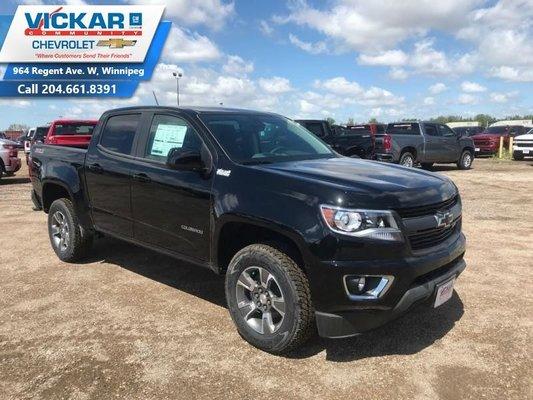2019 Chevrolet Colorado Z71  - Z71 - $278 B/W