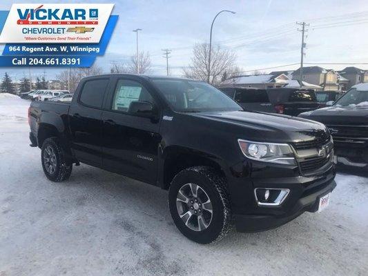 2019 Chevrolet Colorado Z71  - Z71 - $281.72 B/W