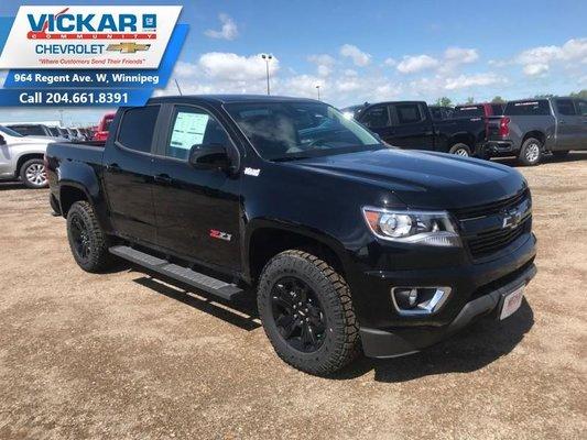 2019 Chevrolet Colorado WT  - Z71 - $299 B/W