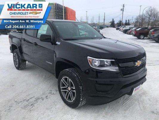 2019 Chevrolet Colorado WT  - $238.96 B/W