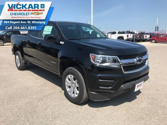 2019 Chevrolet Colorado LT  - $251 B/W