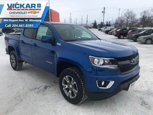 2019 Chevrolet Colorado WT  - Z71 - $266.43 B/W