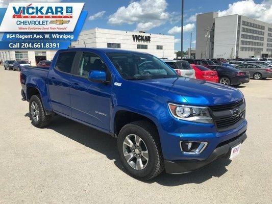 2019 Chevrolet Colorado WT  - Z71 - $267 B/W