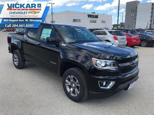 2019 Chevrolet Colorado Z71  - Z71 - $241 B/W