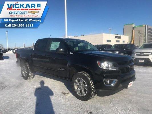 2019 Chevrolet Colorado Z71  - Z71 - $266.98 B/W