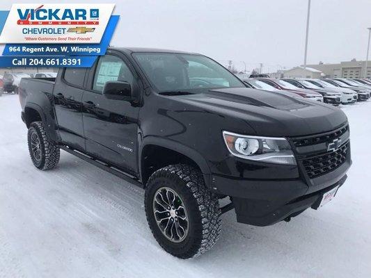 2019 Chevrolet Colorado ZR2  - $310.11 B/W