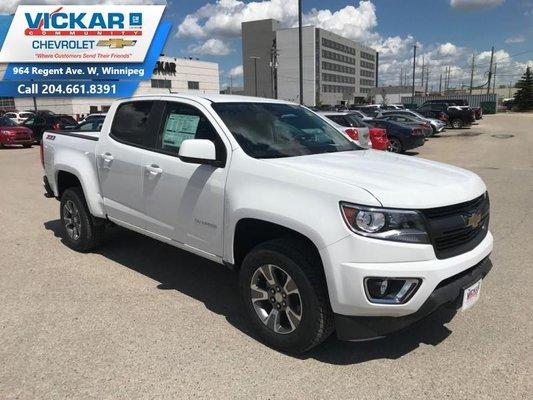 2019 Chevrolet Colorado Z71  - Z71 - $262.44 B/W