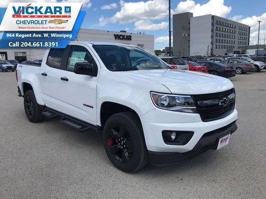 2019 Chevrolet Colorado LT  - $281.09 B/W