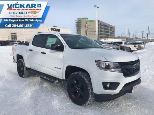 2019 Chevrolet Colorado LT  - $284.37 B/W