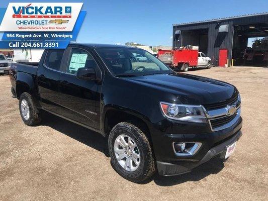 2019 Chevrolet Colorado LT  - $253 B/W