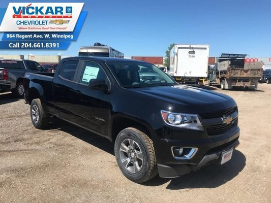 2019 Chevrolet Colorado Z71  - Z71 - $264.27 B/W