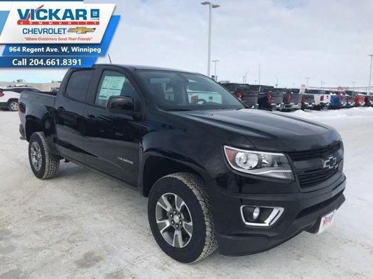 2019 Chevrolet Colorado Z71  - Z71 - $267.64 B/W