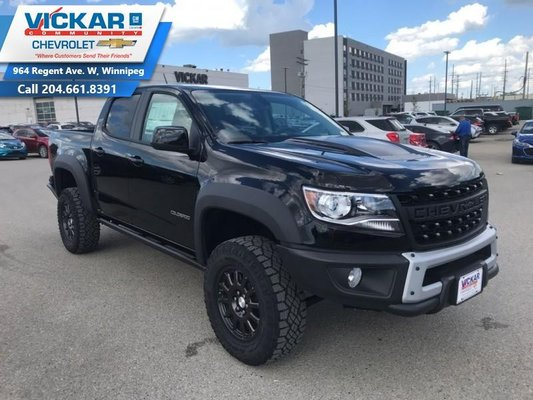 New 2019 Chevrolet Colorado ZR2 Bison Edition - $175wk Black for sale - $54995.0 | #KT9482 ...