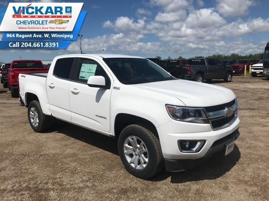 2019 Chevrolet Colorado LT  - $252.36 B/W