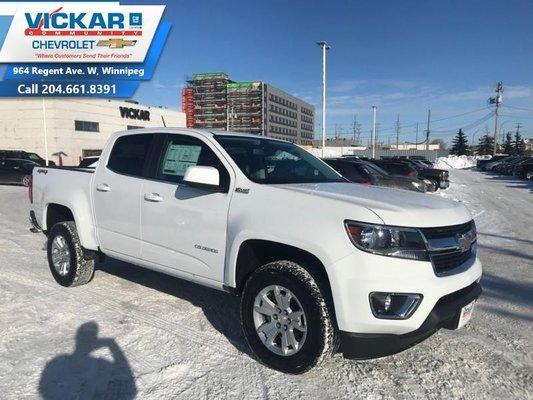 2019 Chevrolet Colorado LT  - $256.14 B/W