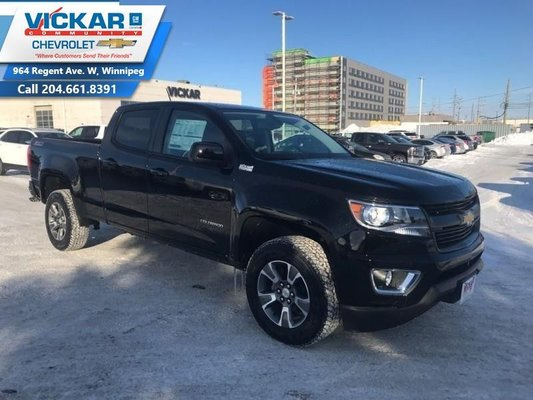 2019 Chevrolet Colorado Z71  - Z71 - $267.85 B/W