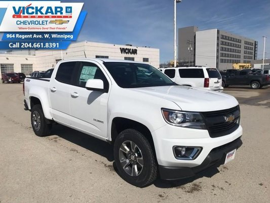 2019 Chevrolet Colorado Z71  - Z71 - $274.91 B/W
