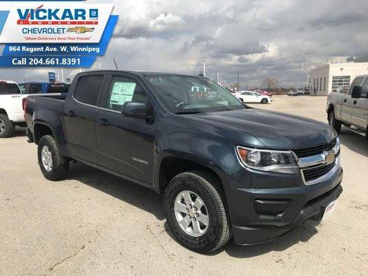 2019 Chevrolet Colorado WT  - $238.30 B/W