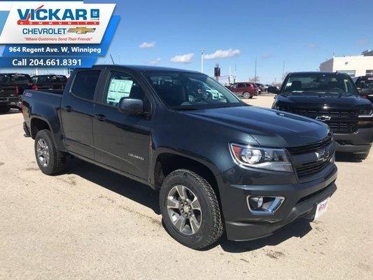 2019 Chevrolet Colorado Z71  - Z71 - $276.12 B/W