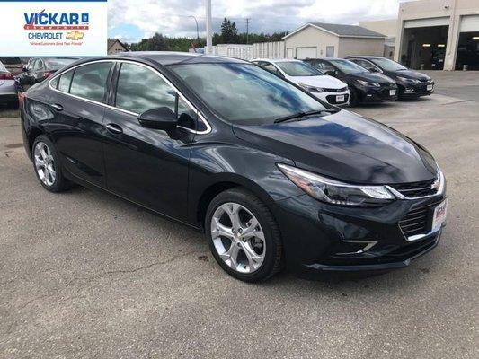 2018 Chevrolet Cruze Premier  - $162.47 B/W