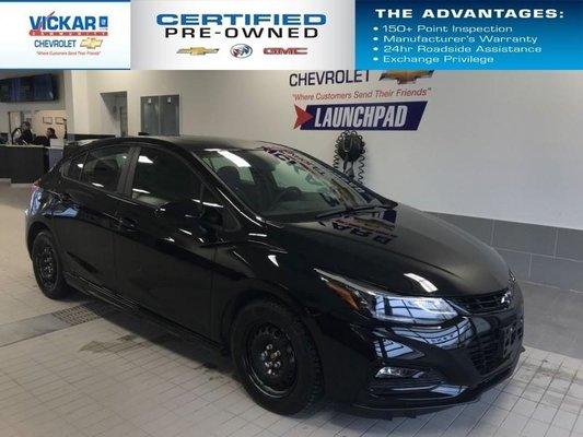 2018 Chevrolet Cruze REDLINE EDITION, 1.4L TURBO, HATCH BACK, BOSE AUDIO,   - $140.65 B/W