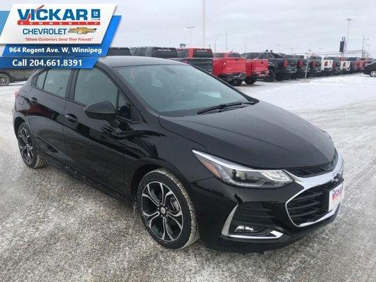 2019 Chevrolet Cruze LT  - $171.74 B/W