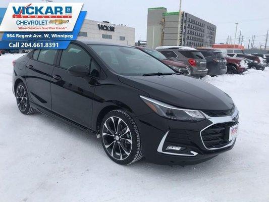 2019 Chevrolet Cruze Premier  - $180.85 B/W