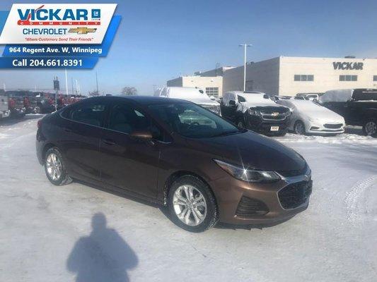 2019 Chevrolet Cruze LT  - $155.04 B/W