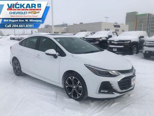 2019 Chevrolet Cruze LT  - $167.20 B/W