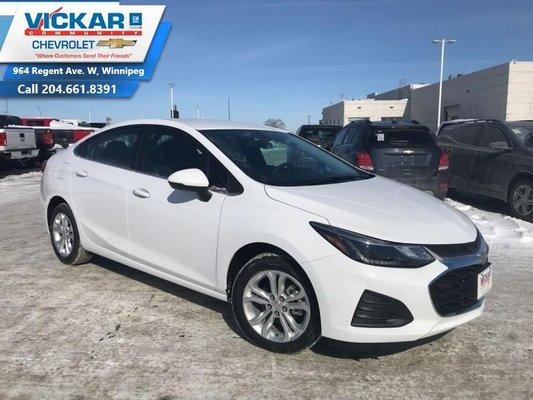 2019 Chevrolet Cruze LT  - $152.23 B/W