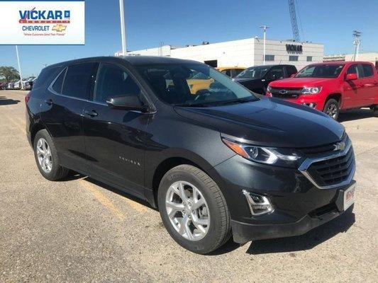 2018 Chevrolet Equinox LT  - $227.94 B/W