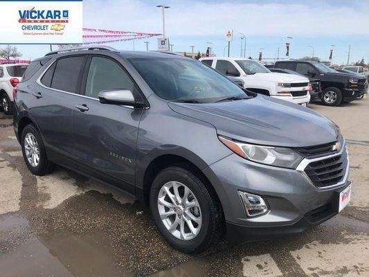 2018 Chevrolet Equinox LT  - $252.69 B/W