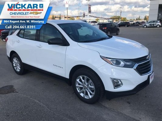 2019 Chevrolet Equinox LS  - ONLY $85wk!