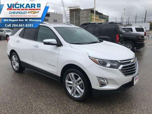 2019 Chevrolet Equinox Premier  - $252.07 B/W