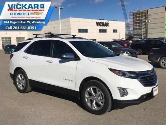 2019 Chevrolet Equinox Premier 3LZ  - $264.72 B/W
