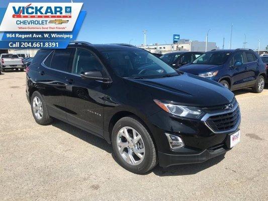 2019 Chevrolet Equinox LT 2LT  - $226 B/W