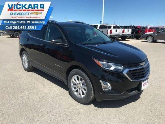 2019 Chevrolet Equinox LT  - $195 B/W