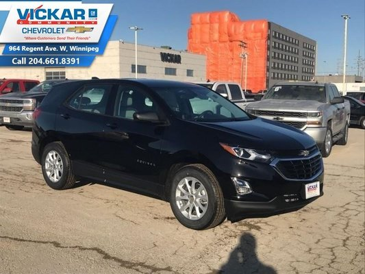 2019 Chevrolet Equinox LS  - Android Auto -  Apple CarPlay
