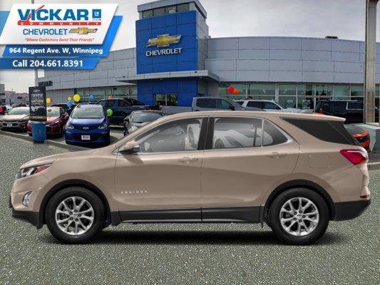 2019 Chevrolet Equinox LT 1LT  - Android Auto - $209.68 B/W