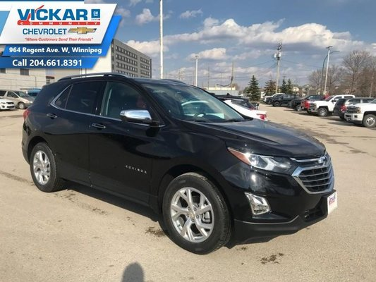 2019 Chevrolet Equinox Premier 1LZ  - $226 B/W
